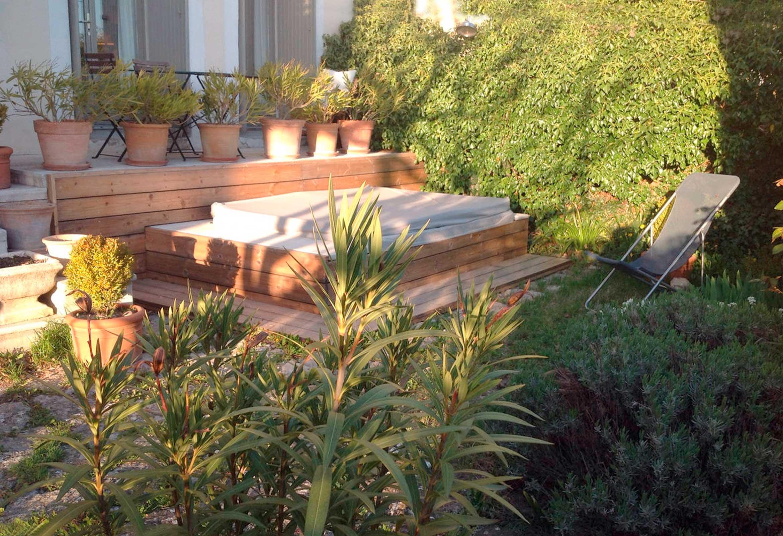 Le petit jardin viens lamparas jardin ikea la rochelle - Petit jardin hotel san juan saint paul ...